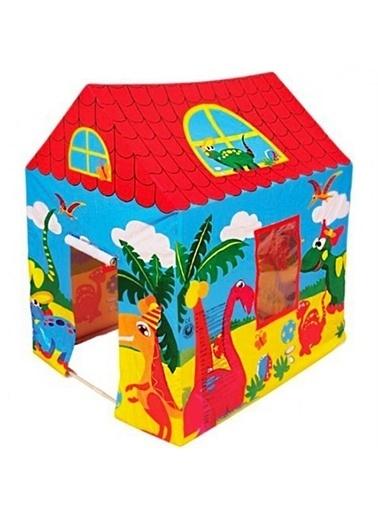 Altis Altis Renkli Çocuk Oyun Evi Renkli